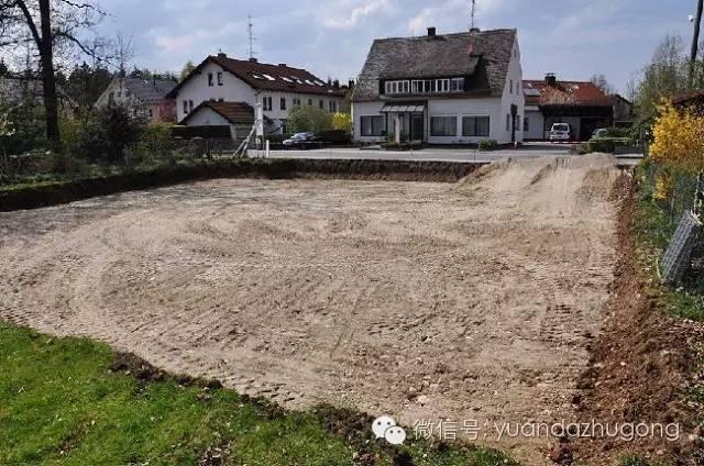 图解:德国人装配式地下室建造全过程!