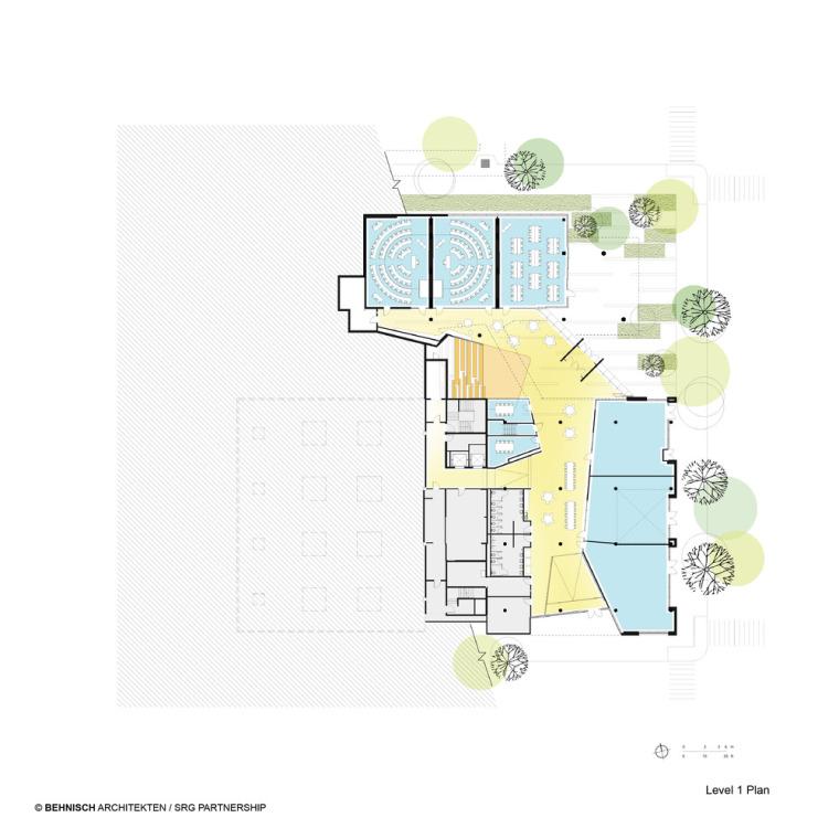 美国波特兰州立大学凯尔・米勒中心-10