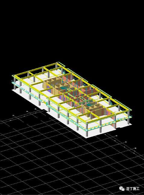 大型复杂项目应用BIM实例,保工期、提工效_19