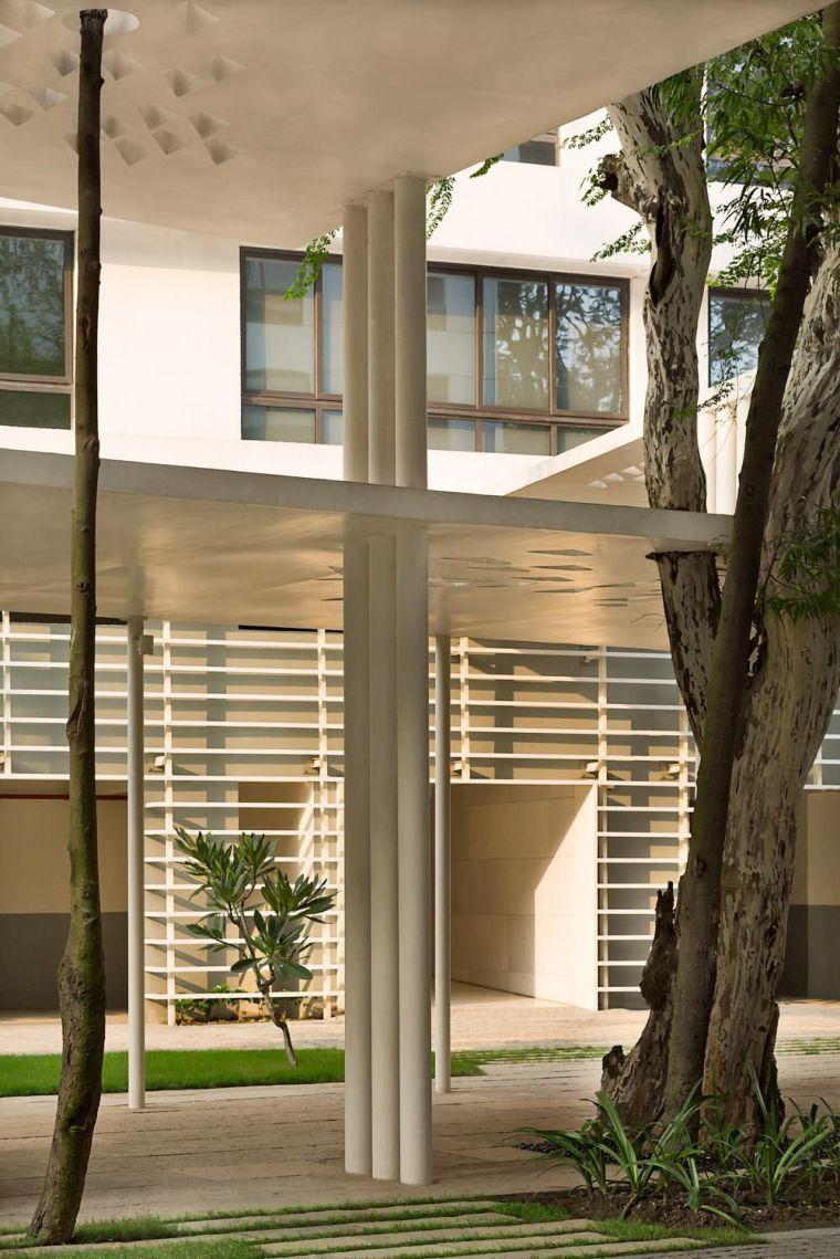 印度GODREJ住宅景观-11