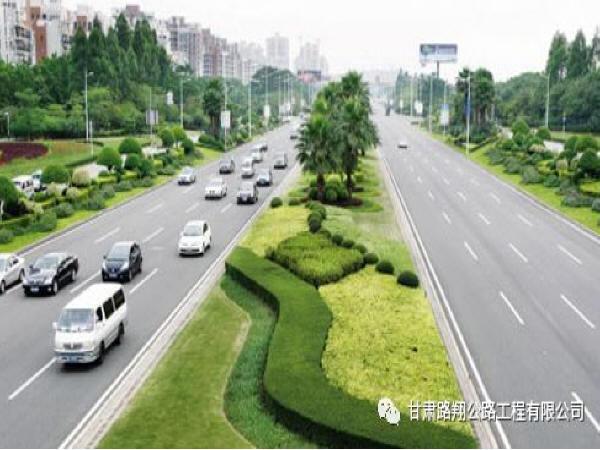 人性化设计在城市道路设计中的应用
