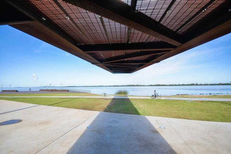 巴西GuaíbaOrla城市公园-9