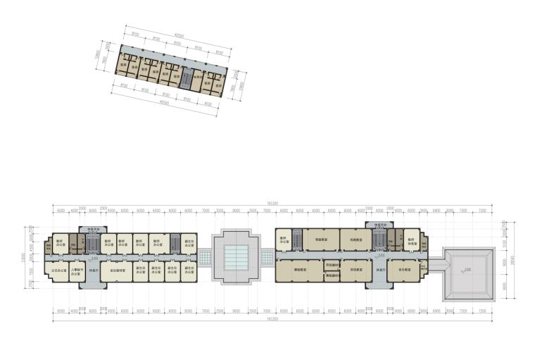 [江苏]欧式教师发展中心建筑设计文本(含文本效果图CAD)-屏幕快照 2018-12-17 下午3.35.05