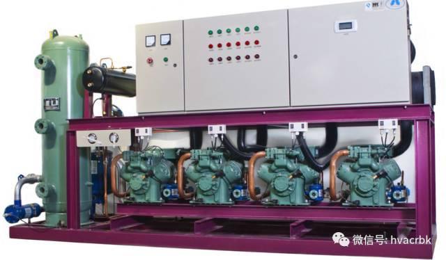 解析并联活塞机组主要制冷部件及维护与日常操作(上)
