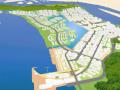 [浙江]舟山长峙岛生态滨水城市规划设计(湖滨社区)