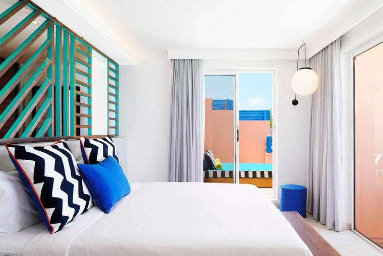 设计案例:酒店设计精选 | 不一样的异域风情