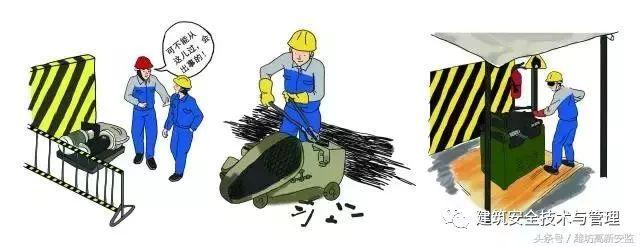 建筑施工安全规范图解,图文并茂,用作安全教育再合适不过!_21