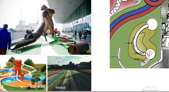 幼儿园设计,鸿坤儿童友好社区设计案例-幼儿园设计,鸿坤儿童友好社区设第19张图片