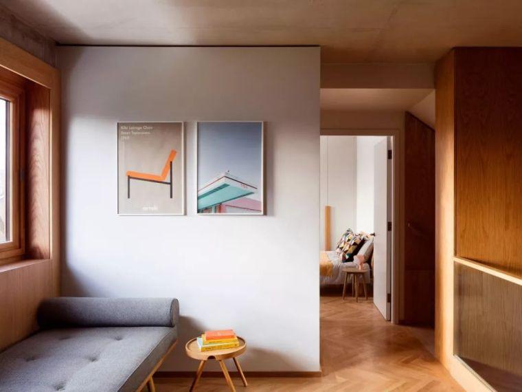 建筑师独立开发的公寓楼,真是好房子!_34