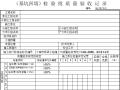 最新市政工程桥梁表格大全(word,162页)