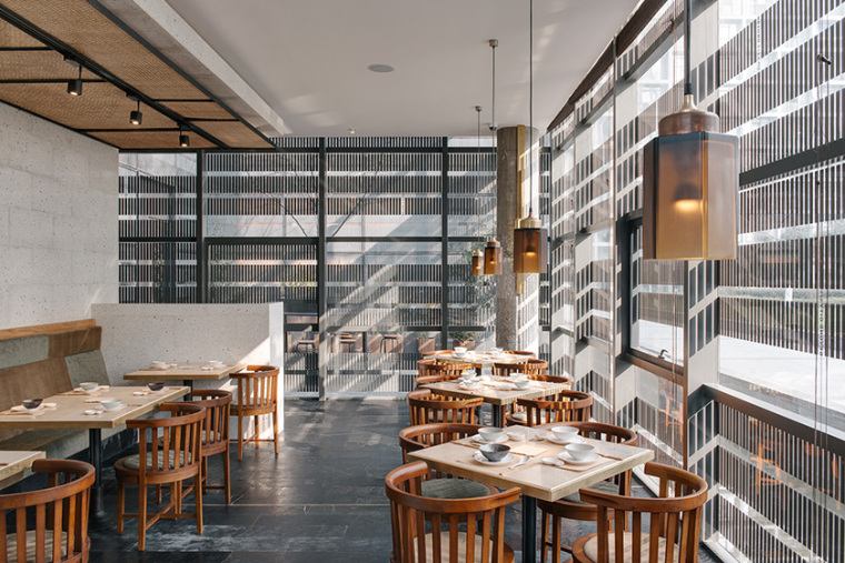 杭州舒适的日常美食餐厅
