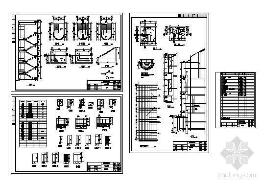 某六层复式公寓建筑建筑方案图-4