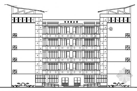 某五层小学建筑施工图