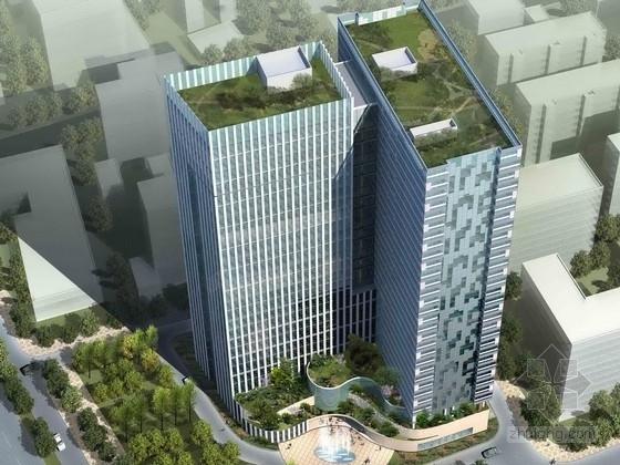 [安徽]26层商业综合体建筑设计方案文本(含CAD PPT)