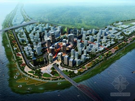 [珠海]城市次干道市政基础设施工程施工图设计126张图(含管线 交通)