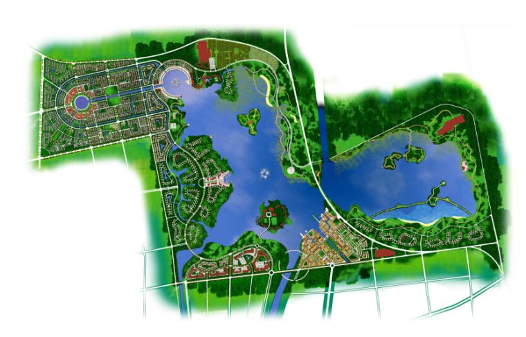 [山东]滞洪区景观概念性规划文本(知名设计公司)_8