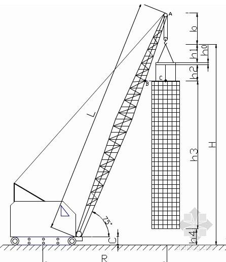 [天津]深基坑围护永久钢管柱钢筋笼吊装专项施工方案