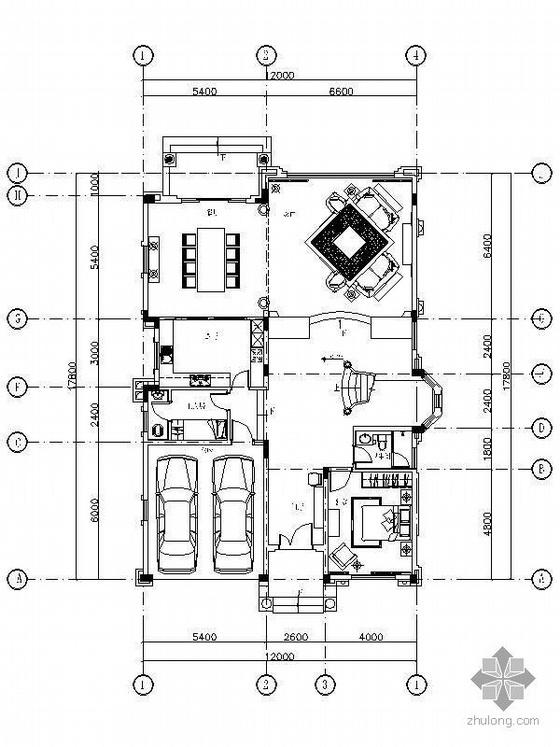 [广东]三层美式新古典别墅样板房装修(含实景)