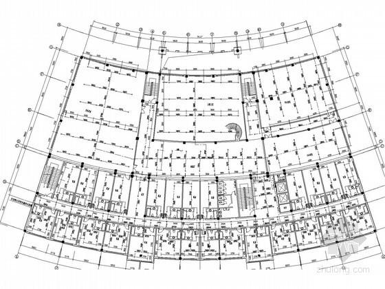 消防图管路图资料下载-[河北]多层酒店给排水消防施工图