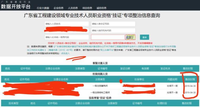 已注销注册人数统计(勘察设计类)2019.4.11