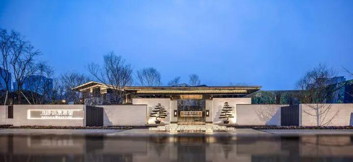 新中式风格景观设计|解析
