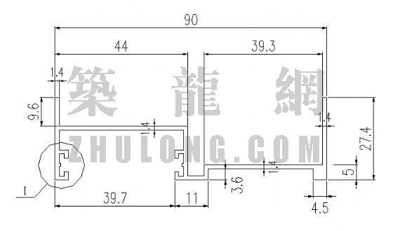 泰丰型材TFC-002