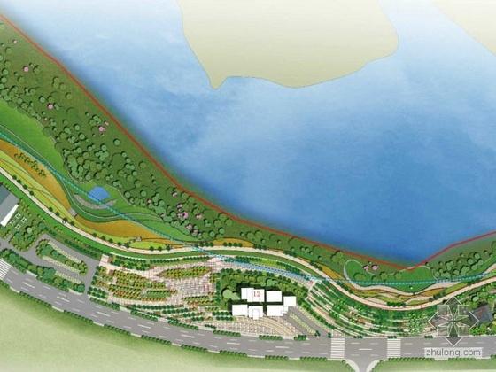 [四川]滨水公园景观设计方案