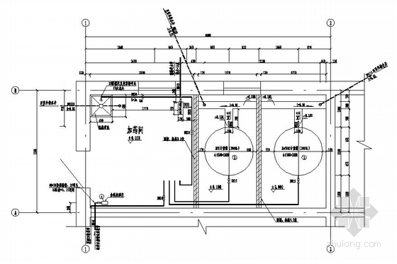 某泵站加药间改造工程方案设计