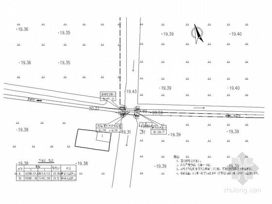 1×13米先张法预应力混凝土空心板桥施工图全套