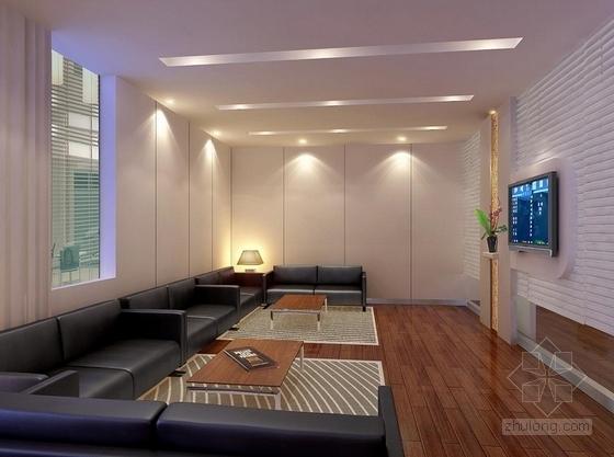 [大连]世界最高档之一汽车品牌现代4S店室内概念方案图驾驶员休息室效果图