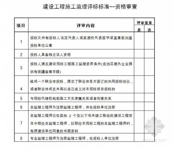 [新疆]2013年物流实训车间项目房屋建筑监理招标文件