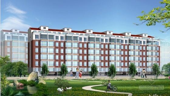 [山西]2014年7月大型住宅项目园林景观工程预算书(全套 投标报价)