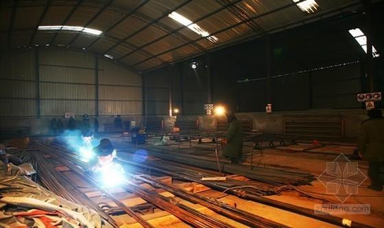 [黑龙江]客运站工程冬期施工方案(PPT格式 暖棚法)