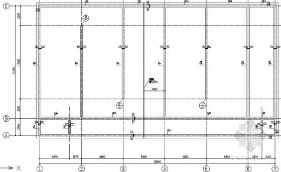 污水处理厂搬迁建设项目结构施工图