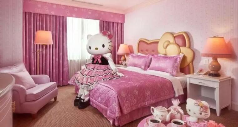 室内设计--卡通主题酒店