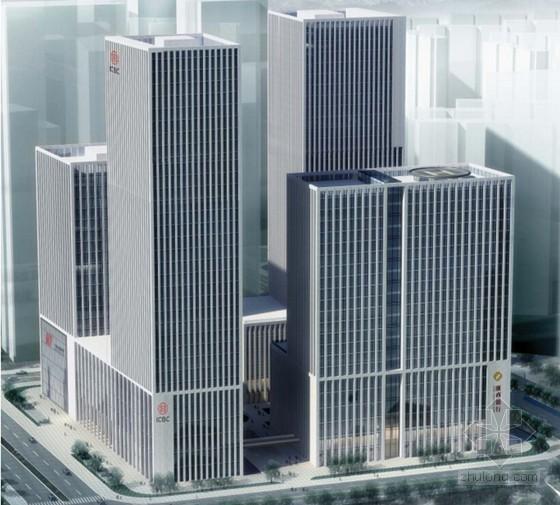 [浙江]框剪结构高层综合办公楼总承包施工组织设计(A3版式 252页)