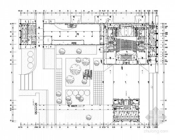 [安徽]某高层办公楼强弱电全套施工图纸(甲级设计院)