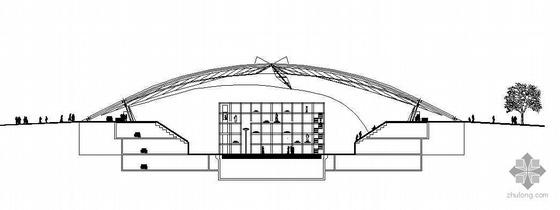 [佛山]某体育中心体育场馆设计方案