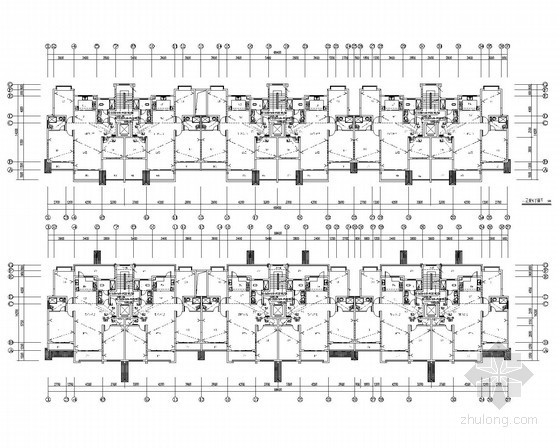[云南]大型高层商住楼全套电气施工图纸179张(含多种户型)