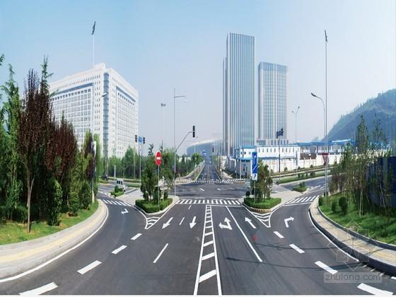 市政道路工程投标施工组织设计(101页 路桥 雨水 照明)