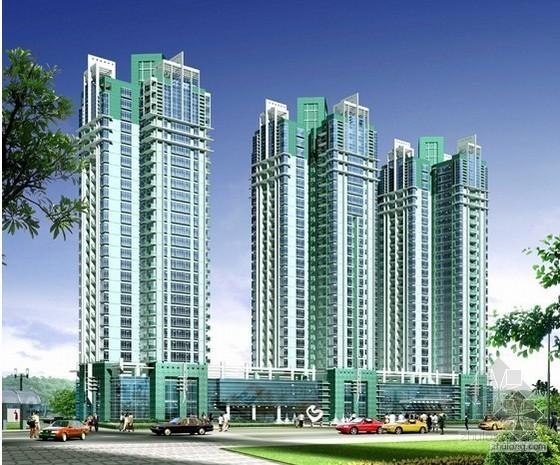 高层住宅楼工程施工劳务分包合同(20页)