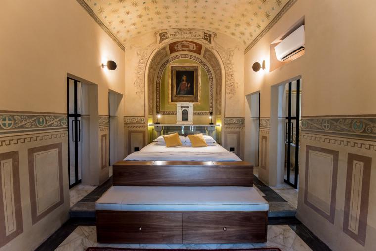 意大利AlbergoVillaMarta酒店-9