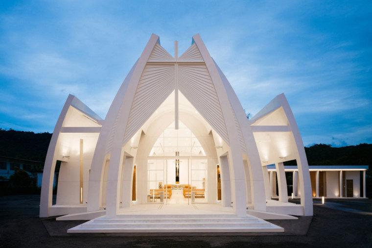 泰国Mary基督教堂-8