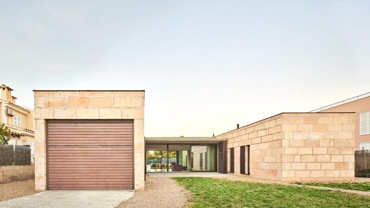 西班牙H型CARNATGE单层住宅