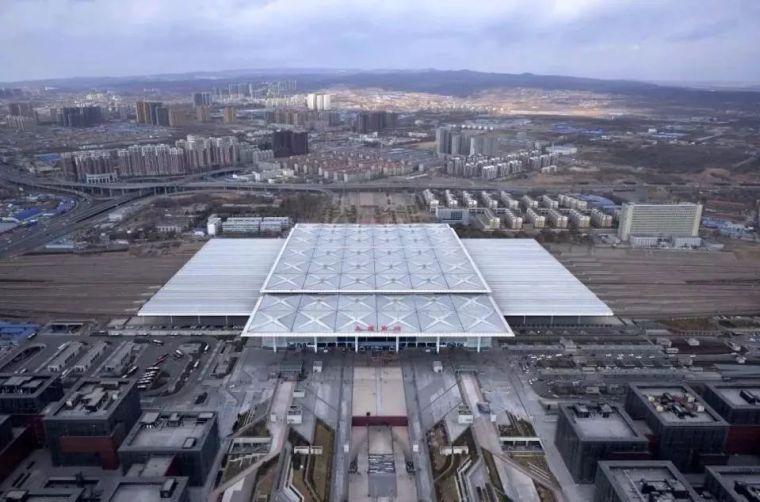 结构单元体与空间塑造,从国内几个高铁站的设计说起