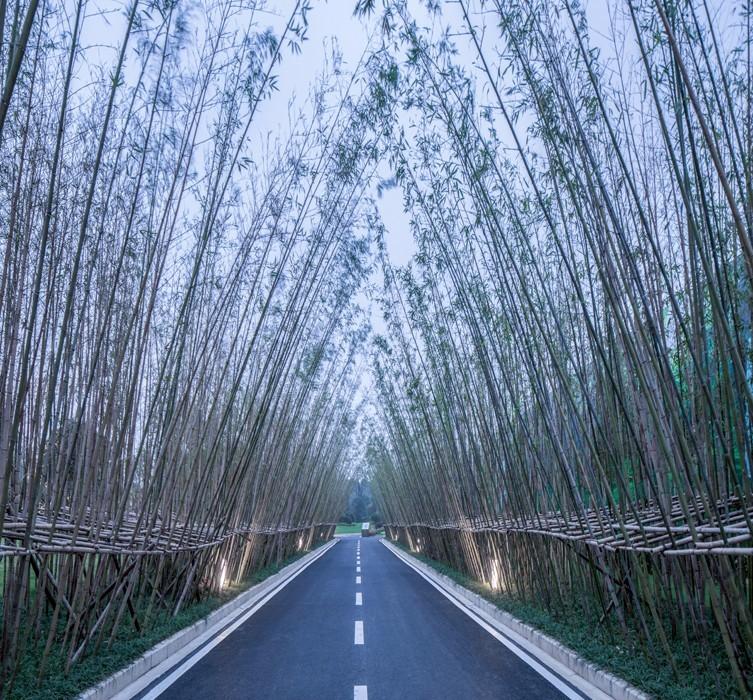 南京新城住宅新中式住宅景观-1 (11)