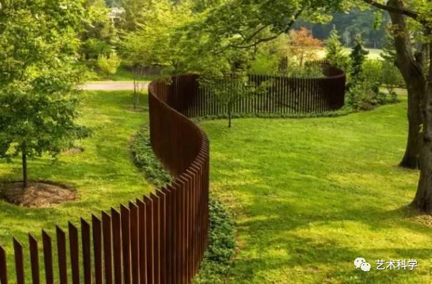 景观风水丨庭院围墙设计中的讲究_4
