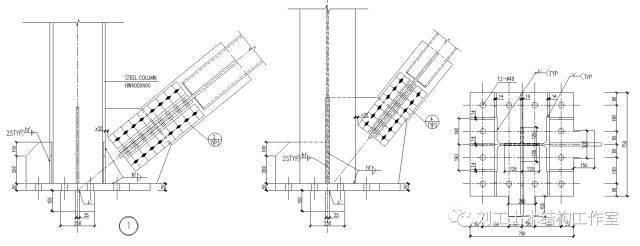 钢结构节点连接板设计,国标、美标怎么说!_21