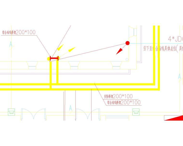 [上海]世博会最佳实践区北部区块电气施工图