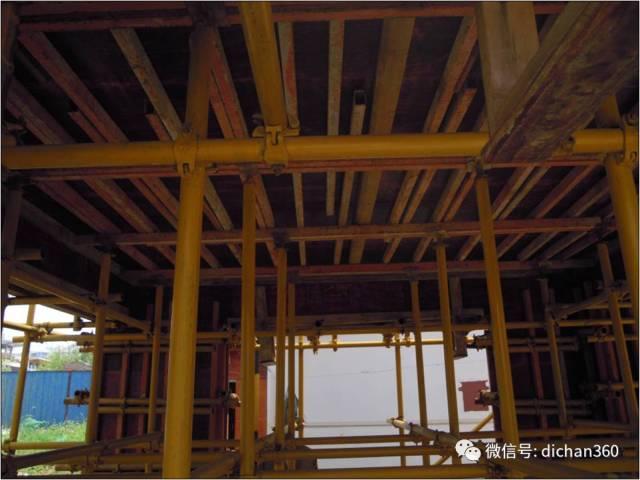 某建筑工地标准化施工现场观摩图片(铝模板的使用),值得学习借鉴_50
